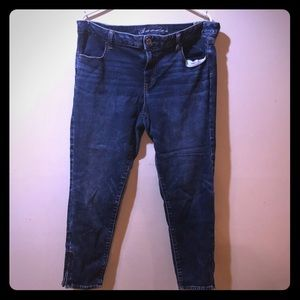 American Eagle Jeggings Super Stretch Size 18
